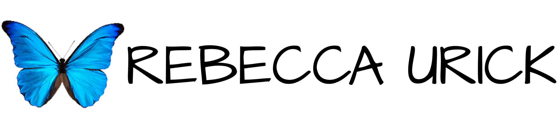 Rebecca Urick Horizontal Logo